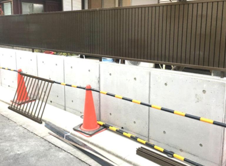 門・塀・フェンス